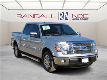 2012 Ford F-150 for sale in Terrell, TX