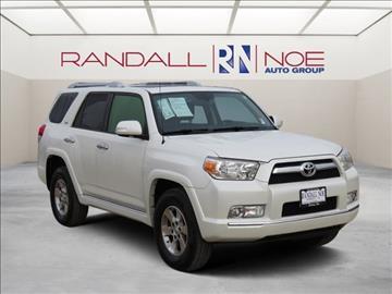 2012 Toyota 4Runner for sale in Terrell, TX