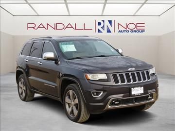 2014 Jeep Grand Cherokee for sale in Terrell, TX