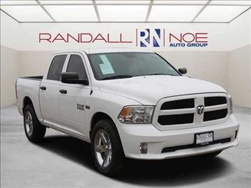 2014 RAM Ram Pickup 1500 for sale in Terrell, TX