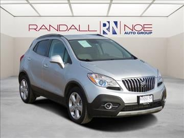 2015 Buick Encore for sale in Terrell, TX