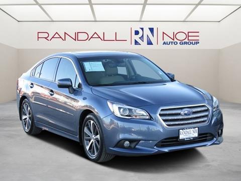 2017 Subaru Legacy for sale in Terrell, TX