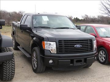 2014 Ford F-150 for sale in Terrell, TX