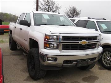2014 Chevrolet Silverado 1500 for sale in Terrell, TX