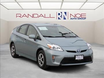 2015 Toyota Prius for sale in Terrell, TX