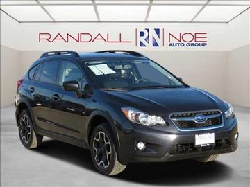 2015 Subaru XV Crosstrek for sale in Terrell, TX