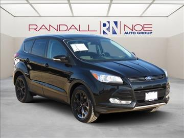 2013 Ford Escape for sale in Terrell, TX