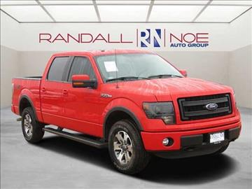 2013 Ford F-150 for sale in Terrell, TX