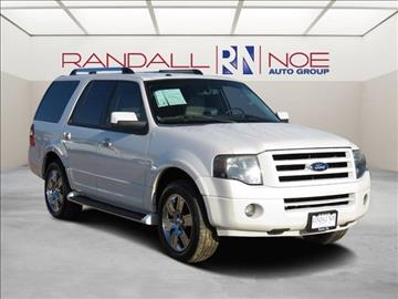 2009 Ford Expedition for sale in Terrell, TX