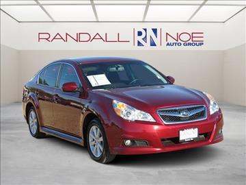 2012 Subaru Legacy for sale in Terrell, TX