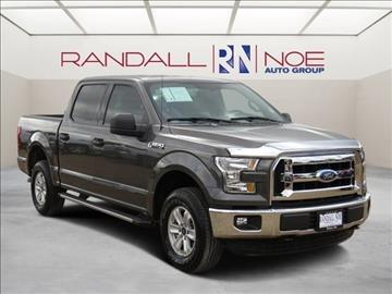 2016 Ford F-150 for sale in Terrell, TX