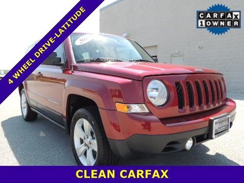 2013 Jeep Patriot for sale in Merrillville IN