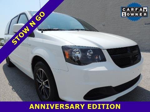2014 Dodge Grand Caravan for sale in Merrillville IN