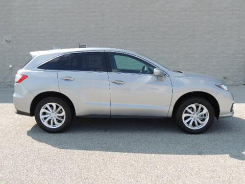 2018 Acura RDX for sale in Merrillville IN
