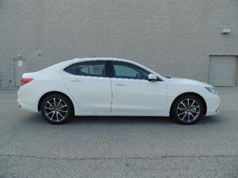 2018 Acura TLX for sale in Merrillville IN