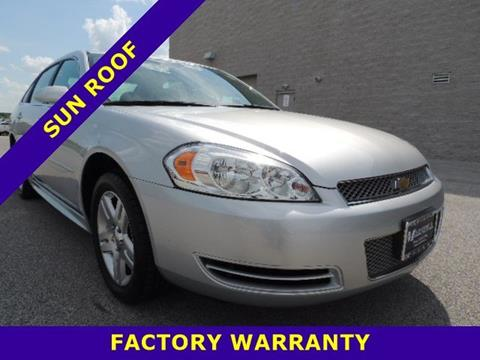 2014 Chevrolet Impala Limited for sale in Merrillville IN