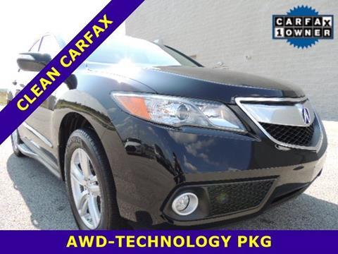 2014 Acura RDX for sale in Merrillville, IN