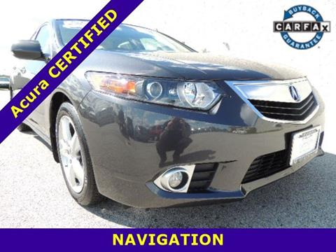 2013 Acura TSX for sale in Merrillville IN