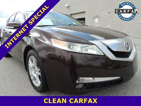 2009 Acura TL for sale in Merrillville IN