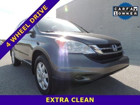2011 Honda CR-V for sale in Merrillville IN