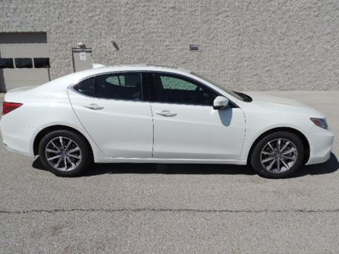 2018 Acura TLX for sale in Merrillville, IN