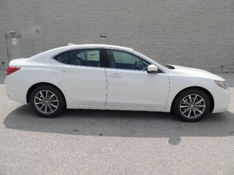 2019 Acura TLX for sale in Merrillville, IN