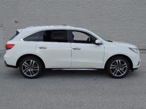 2017 Acura MDX for sale in Merrillville IN
