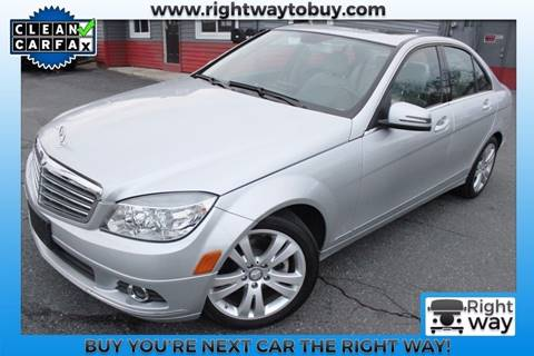 2010 Mercedes-Benz C-Class for sale in Southborough, MA