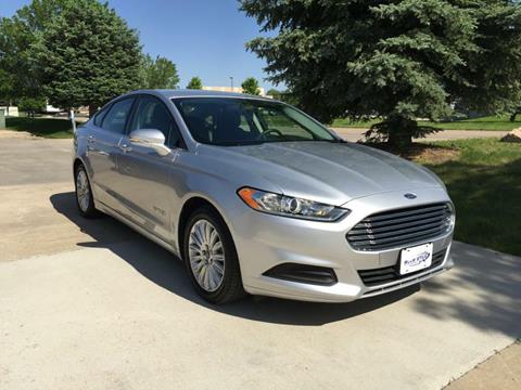 2016 Ford Fusion Hybrid for sale in Frederick, CO