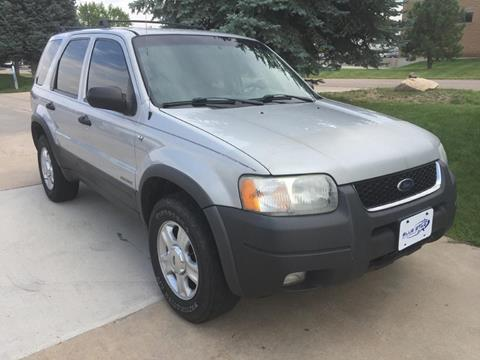 2002 Ford Escape for sale in Frederick, CO