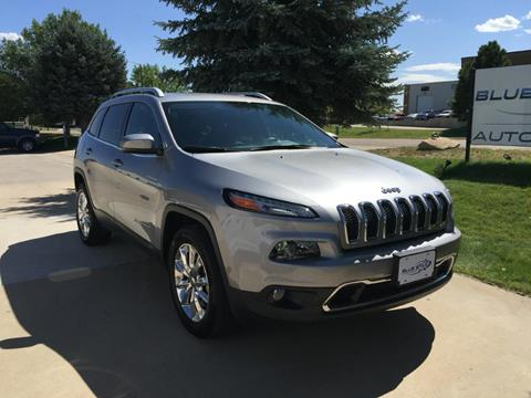 2017 Jeep Cherokee for sale in Frederick, CO