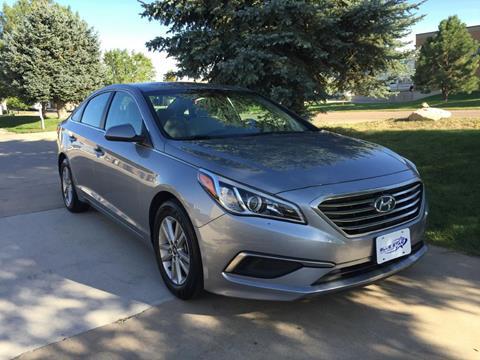 2016 Hyundai Sonata for sale in Frederick, CO