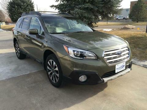 2015 Subaru Outback for sale in Frederick, CO