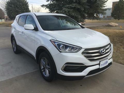 2017 Hyundai Santa Fe Sport for sale in Frederick, CO