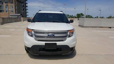 2012 Ford Explorer for sale in Rockville, MD