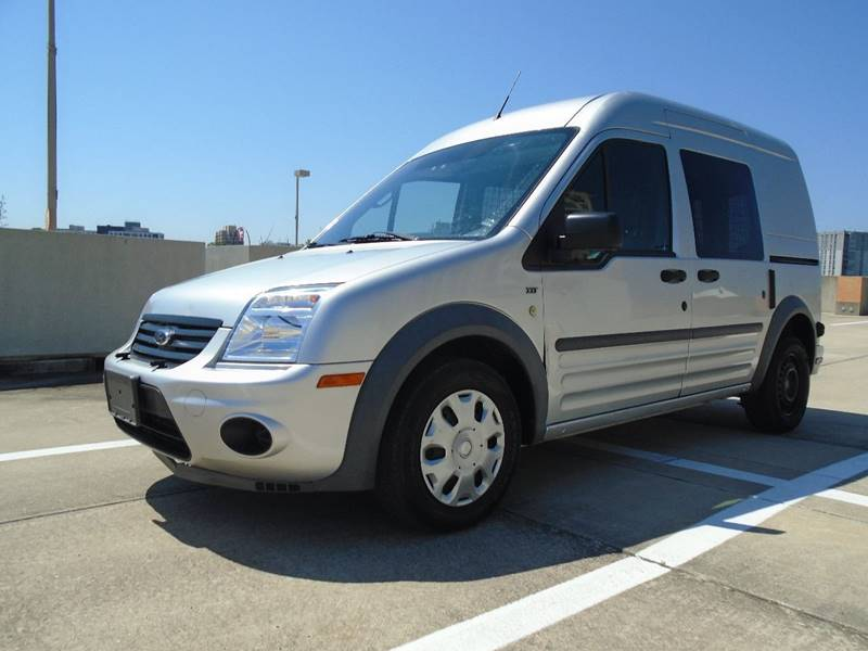 2013 Ford Transit Connect XLT 4dr Cargo Mini-Van w/Side and Rear Glass - Rockville MD