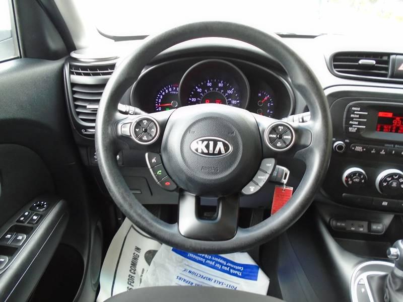2014 Kia Soul 4dr Wagon 6A - Rockville MD