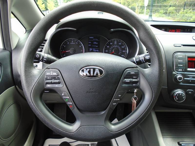 2014 Kia Forte LX 4dr Sedan 6A - Rockville MD