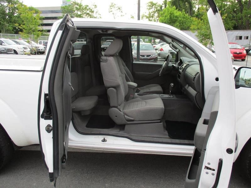 2012 Nissan Frontier 4x2 S 4dr King Cab Pickup 5A - Rockville MD