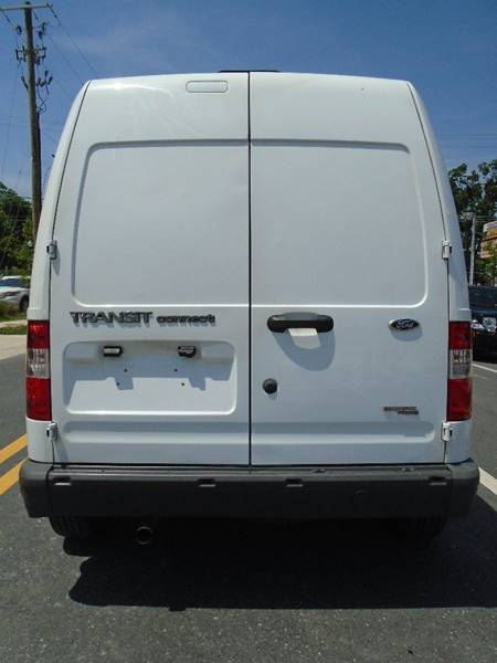 2013 Ford Transit Connect XL 4dr Cargo Mini-Van w/o Side and Rear Glass - Rockville MD