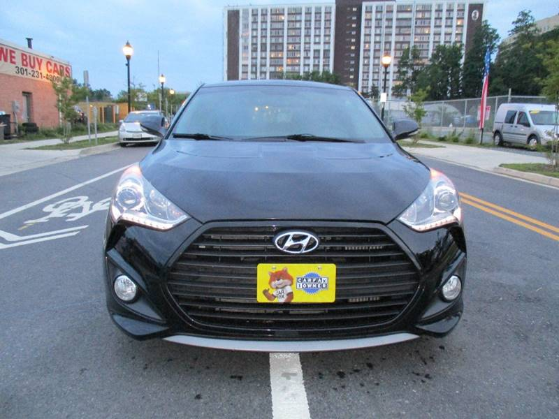 2013 Hyundai Veloster Turbo 3dr Coupe - Rockville MD