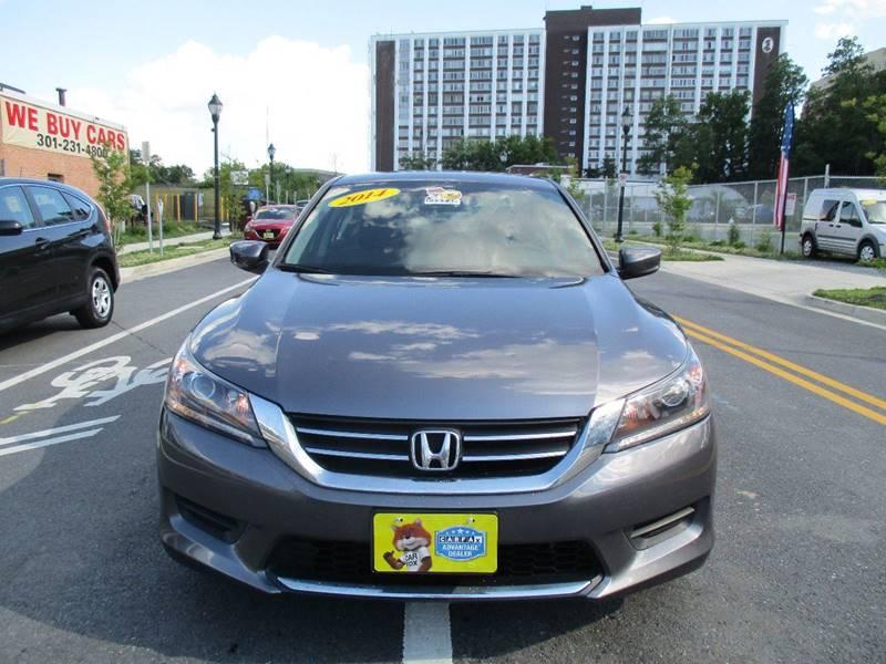 2014 Honda Accord LX 4dr Sedan CVT - Rockville MD