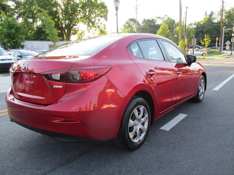 2014 Mazda MAZDA3 i Sport 4dr Sedan 6A - Rockville MD
