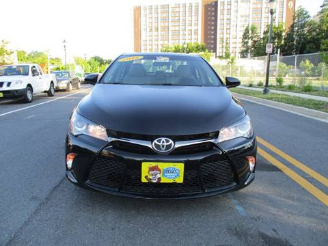 2016 Toyota Camry for sale in Rockville, MD