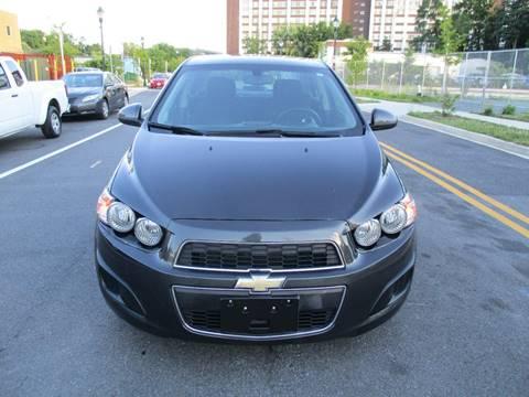 2014 Chevrolet Sonic for sale in Rockville, MD