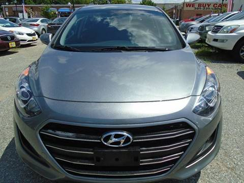 2016 Hyundai Elantra GT for sale in Rockville, MD
