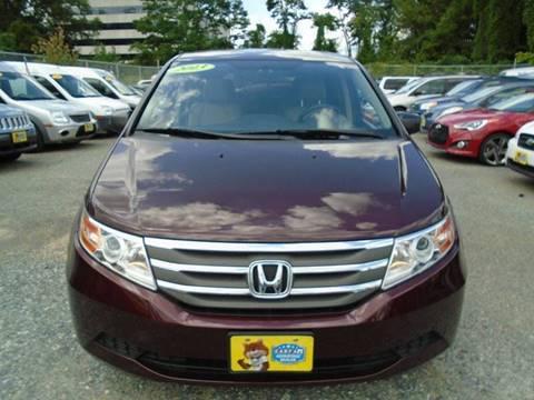 2013 Honda Odyssey for sale in Rockville, MD