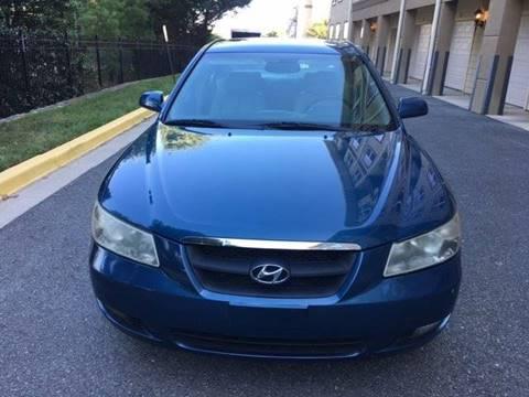 2006 Hyundai Sonata for sale in Rockville, MD