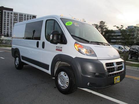 2016 RAM ProMaster Cargo for sale in Rockville, MD