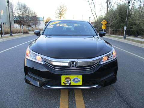 2016 Honda Accord for sale in Rockville, MD